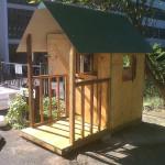 1.2m x 2.4m - Guard Hut