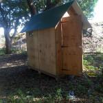 1.2m x 2.4m - Toilet